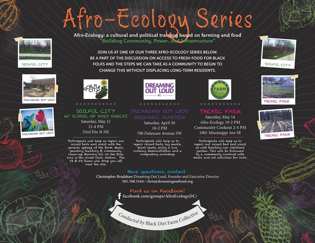 SOILFUL CITY x AFRO-ECOLOGY